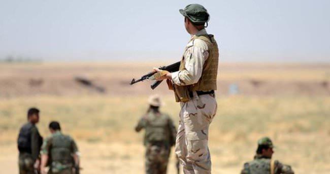 Peşmerge IŞİD'e karşı operasyona başladı
