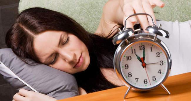 Yetersiz uyku obezite ve depresyonu tetikliyor