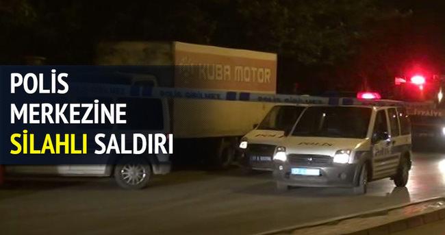 Gaziantep'te polis merkezine silahlı saldırı