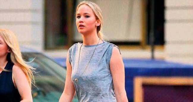 'Jennifer'ın hayranıyım'