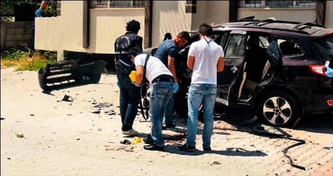 ÖSO komutanına Hatay'da suikast