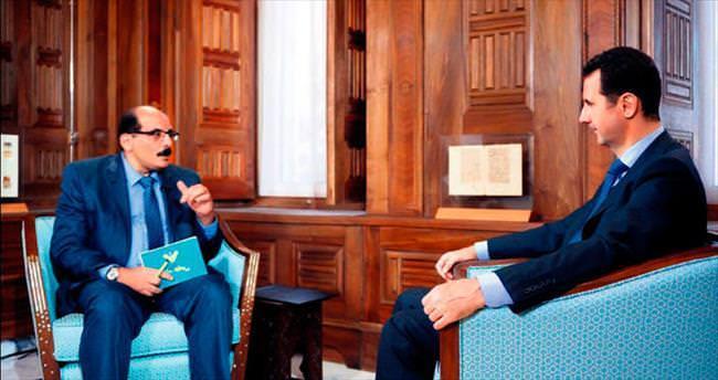 Esad: Rusya'nın desteğinden eminim