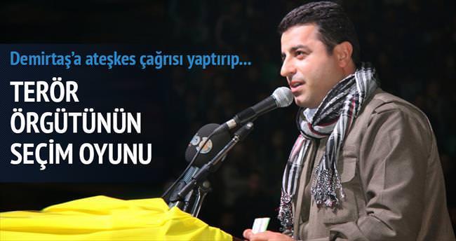 PKK'nın seçim oyunu