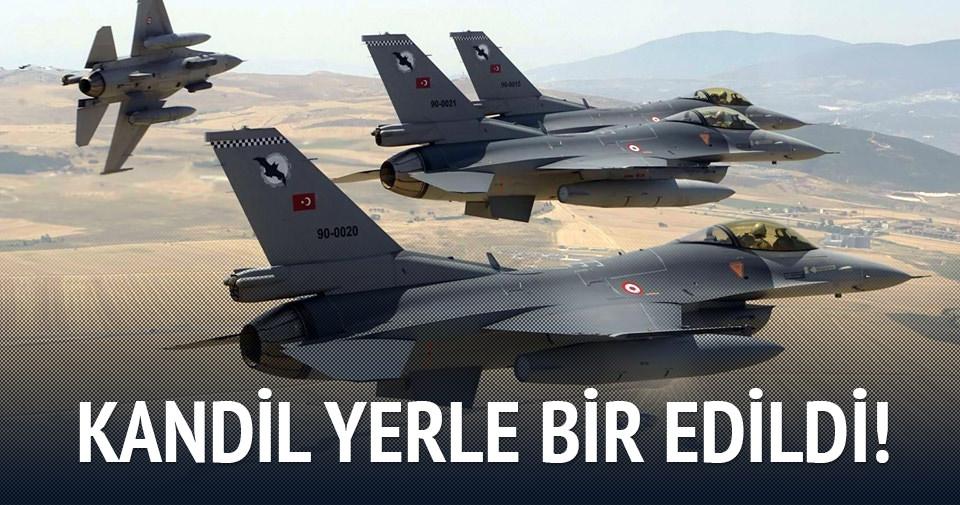 Kandil'de PKK'ya büyük darbe