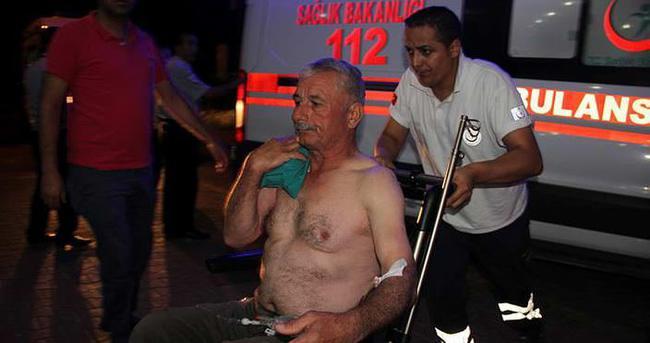 PKK, baraja saldırdı: 4 işçi yaralı