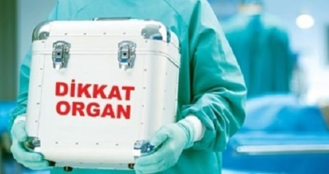Organ bağışıyla umut oldu