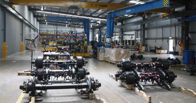 BPW'den Gebze'ye 10 milyon avroluk yatırım