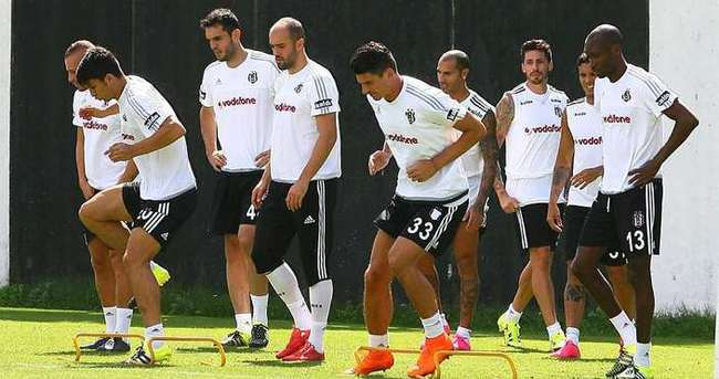 İşte Beşiktaş'ın Gaziantepspor kadrosu