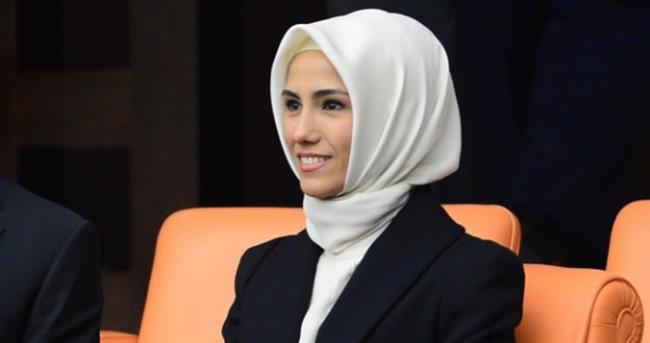 Sümeyye Erdoğan'a hakaret eden kişi serbest