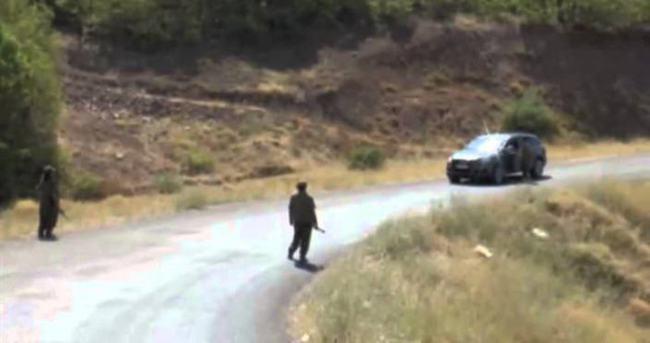 PKK ateş açtı, 1 kadın öldü
