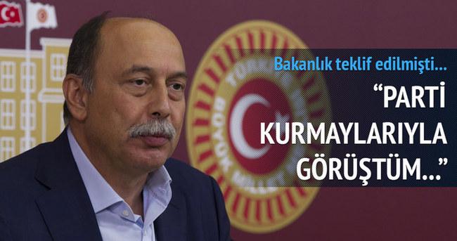 Bakanlık teklif edilen HDP'li vekilden flaş karar