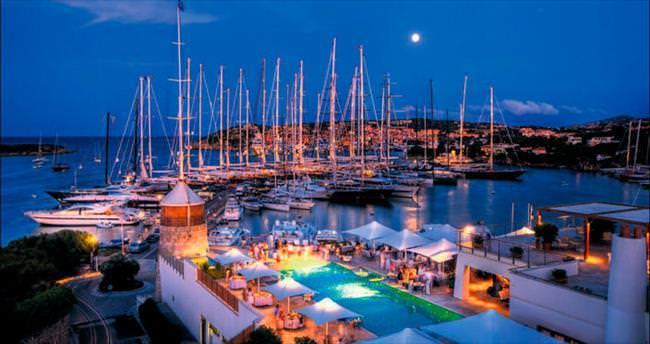 Dünya jet-set'inin gözdesi: Porto Cervo