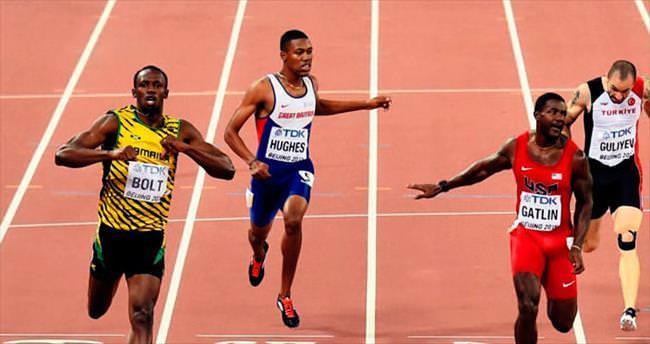 Altın adam Bolt