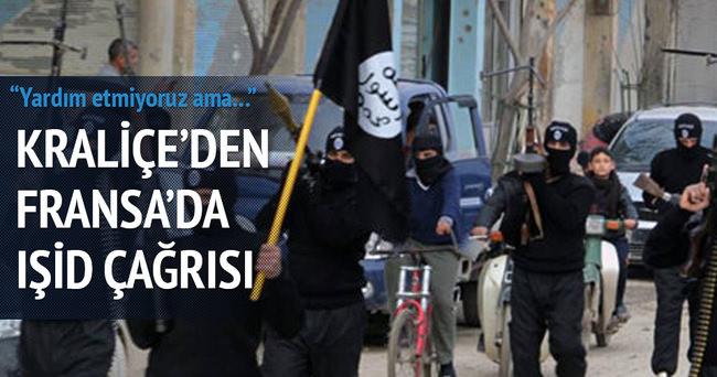 Ürdün Kraliçesi'nden Fransa'da IŞİD çağrısı