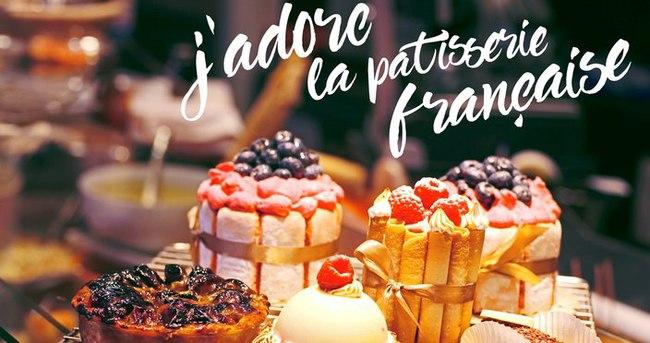 Fransa'nın dünyaca ünlü tatlı kültürü Türkiye'de