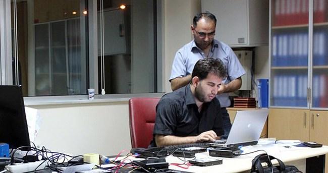 Yozgat'taki operasyonda belgelere el konuldu