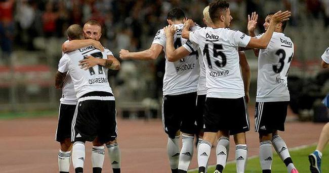 İşte Beşiktaş'ın Avrupa Ligi fikstürü