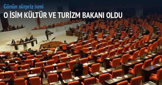 BBP eski genel başkanı Yalçın Topçu Kültür ve Turizm Bakanı oldu