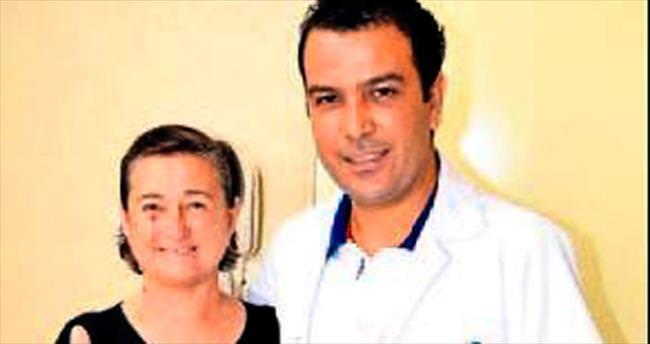 30 yıllık ameliyat korkusunu yendi