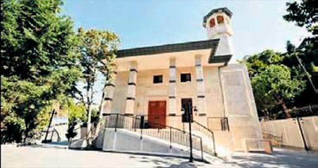 Acarlar'ın ilk camisi açıldı