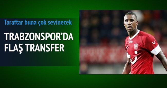 Trabzonspor'dan flaş transfer