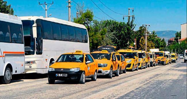 Taksicilerin isyanı