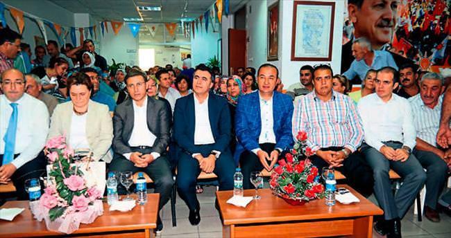 Milletvekili Erdinç MHP'ye gönderme yaptı