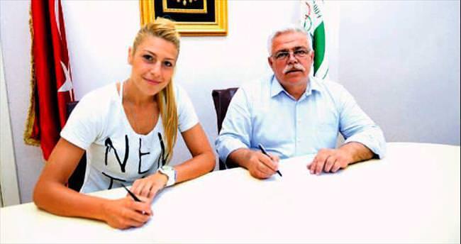 Maria Grbic'in sözleşmesi 1 yıl uzatıldı