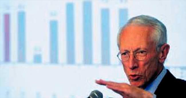 Fischer'den faiz mesajı