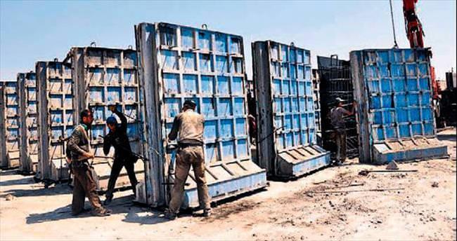 Sınır güvenliğine 203 milyon