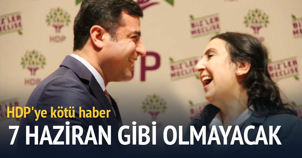 Erdoğan: 7 Haziran gibi olmayacak