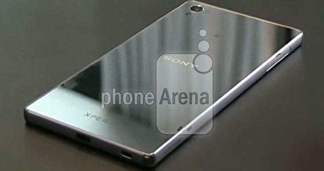 Sony Xperia Z5 görüntülendi!
