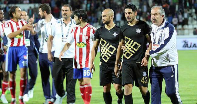 Sivasspor galibiyeti unuttu