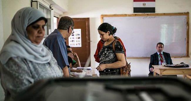 Mısır'da genel seçimin ilk turu 18-19 Ekim'de