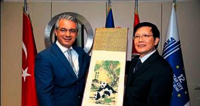 Karşıyaka'ya Çin'den kardeşlik teklifi
