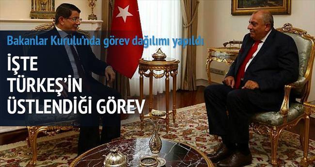 MGK kararlarının takibi Türkeş'te