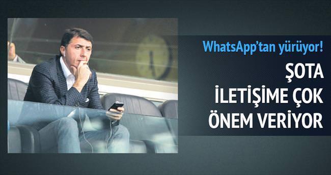 WhatsApp'tan yürüyor!