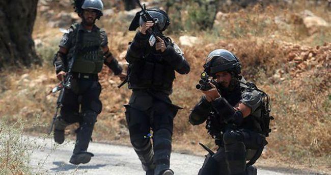 İsrail askerleri Cenin'e baskın düzenledi