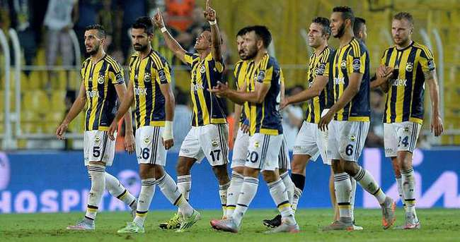 Transferin yıldızı Fenerbahçe