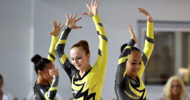 Cimnastik gelişimi etkiliyor