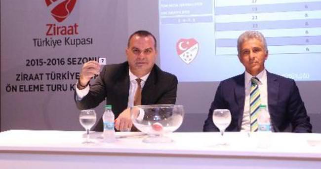 Türkiye Kupası'nda kura tarihi belli oldu