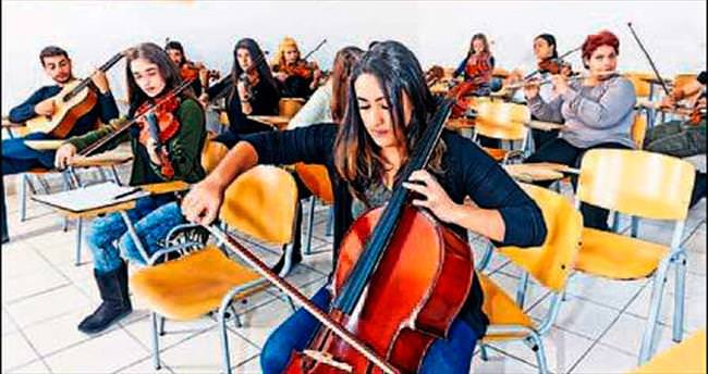 YDÜ Müzik Öğretmenliği Bölümü yetenek sınavıyla öğrenci alacak