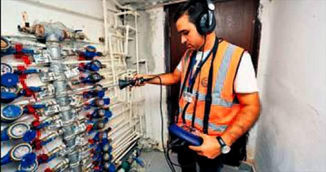 Su kaçaklarına teknolojik çözüm