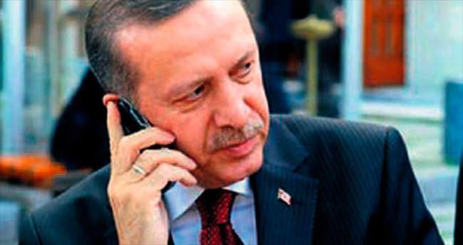 Erdoğan'dan Fırat'ın ailesine başsağlığı