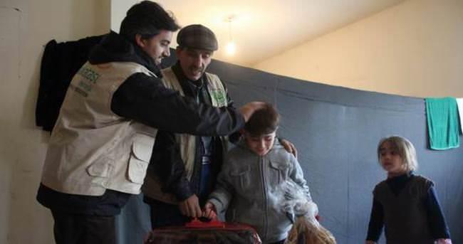 Suriyeli 200 bin çocuğa umut oldular