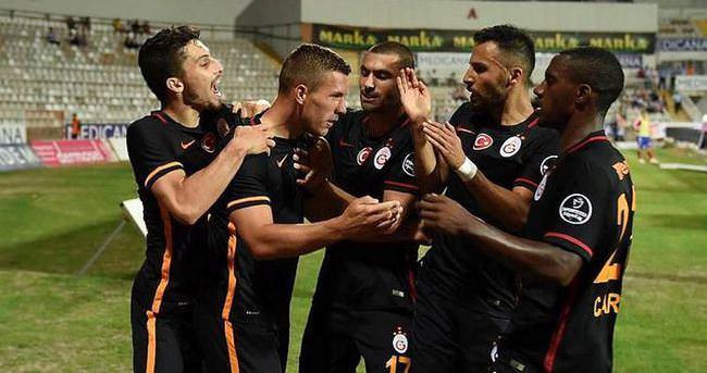 Galatasaray'da 22 futbolcu gitti 8 isim geldi