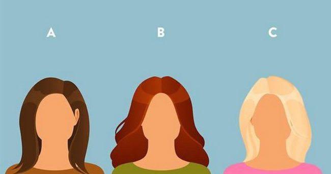 Saçınızın yönü kişiliğinizi yansıtıyor