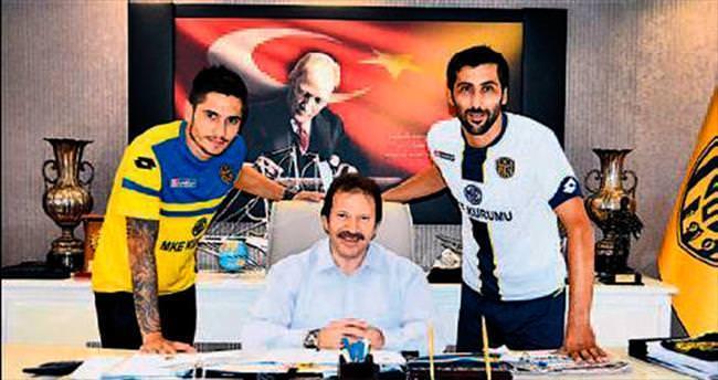 Sedat ve Timur Ankaragücü'nde
