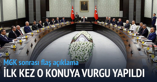 PKK, DAEŞ ve Paralel'le mücadele kesintisiz sürecek