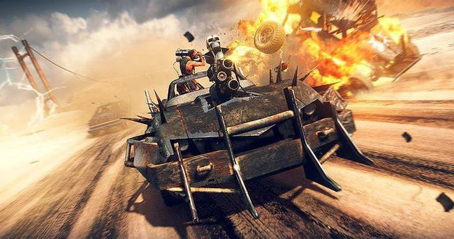 Mad Max oyunu sonunda çıktı